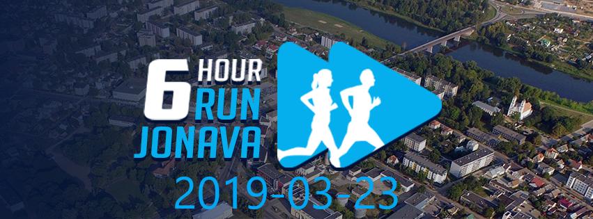 6h run Jonava