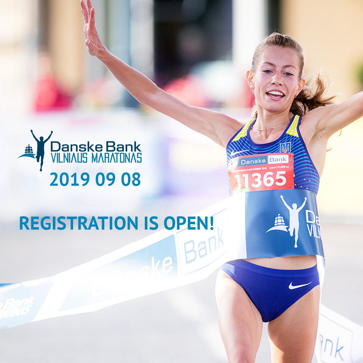 Danske Bank Vilniaus maratonas