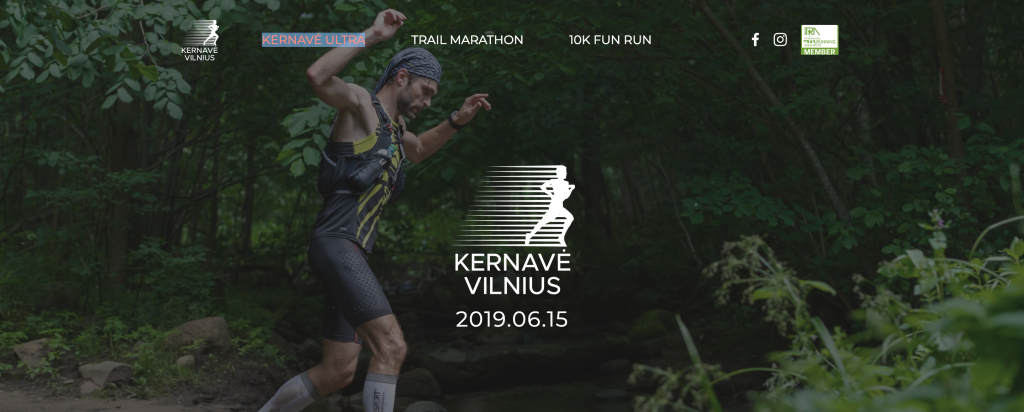 Kernavė – Vilnius Ultra Trail