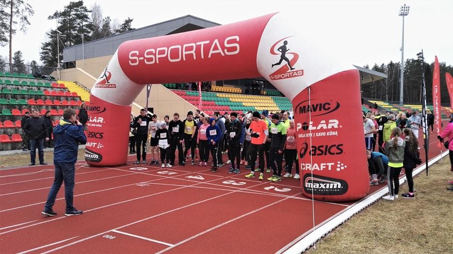 Visagino Pusmaratonis 2019